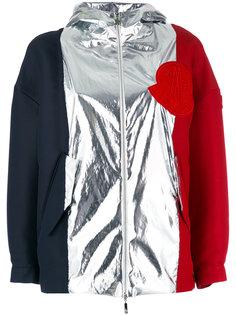 куртка-триколор  Moncler Gamme Rouge