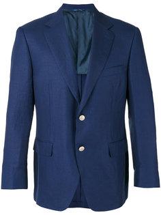 пиджак с застежкой на две пуговицы Canali