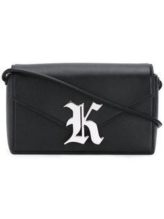 сумка на плечо Gothic K Devine Christopher Kane