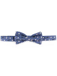 галстук-бабочка с принтом Fefè