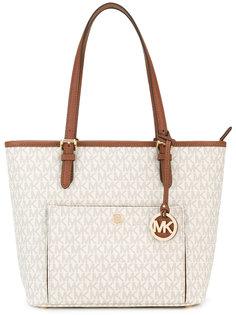 сумка-тоут с узором-логотипом Michael Michael Kors