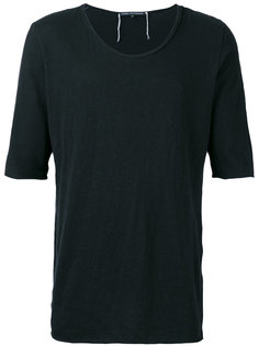 футболка с необработанным краем  Cedric Jacquemyn