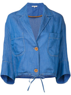 Укороченная куртка  Caramel