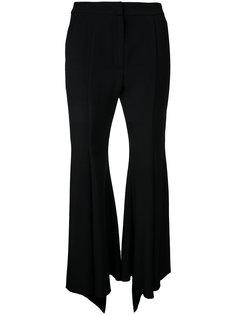 укороченные расклешенные брюки Goen.J