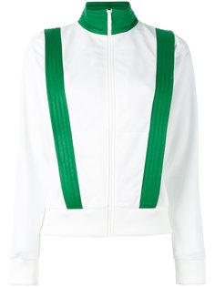 куртка с контрастной отделкой Ganni