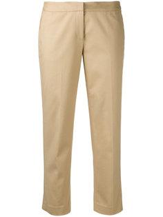 укороченные прямые брюки  Michael Michael Kors