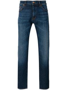 джинсы средней посадки Boss Hugo Boss