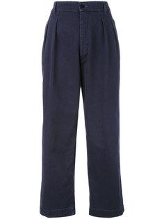 укороченные брюки The Seafarer