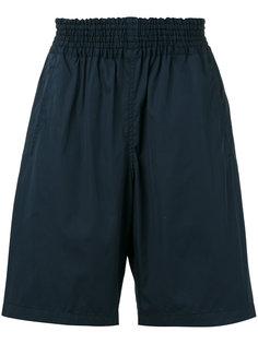шорты с эластичным поясом Comme Des Garçons Shirt