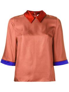 блузка Demi Roksanda