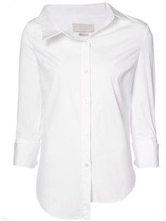 асимметричная рубашка на пуговицах Monse