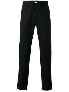 прямые брюки  Raf Simons