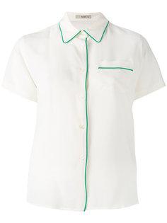 рубашка с кантом  Etro