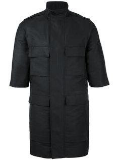 дутая куртка  Rick Owens