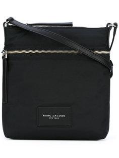 сумка-почтальонка на молнии  Marc Jacobs