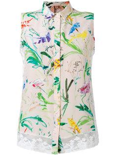 рубашка Fantasia без рукавов Nº21