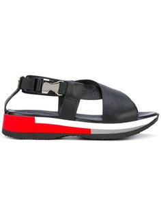 сандалии на платформе Philippe Model