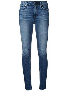 выбеленные джинсы Rta