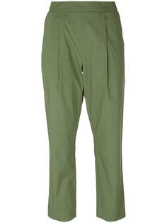 укороченные брюки Semicouture