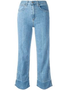 укороченные джинсы Lou  Rag & Bone /Jean