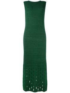 длинное платье Nomia