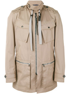 куртка с накладными карманами Lanvin