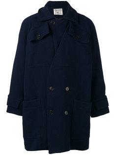 двубортное пальто Taba Henrik Vibskov