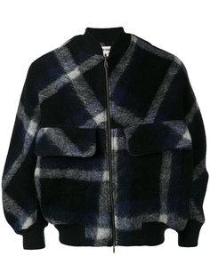 куртка-бомбер Vladi Henrik Vibskov
