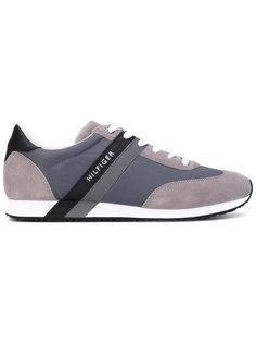 кроссовки с полосами Tommy Hilfiger