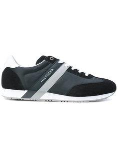 кроссовки с панельным дизайном Tommy Hilfiger