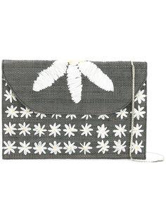 сумка на плечо с вышивкой Serpui