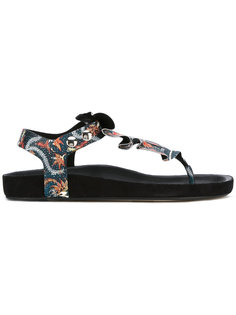 сандалии Leakey Isabel Marant