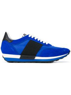 кроссовки на шнуровке  Moncler
