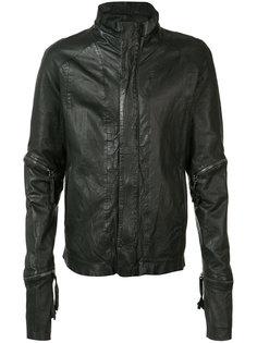 куртка с декоративными молниями Barbara I Gongini