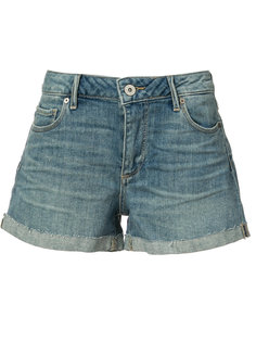 джинсовые шорты Paige