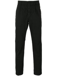 укороченные брюки-чинос Dondup
