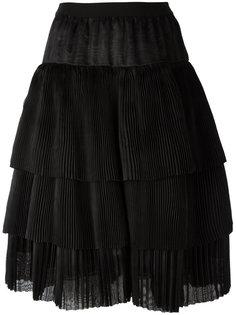 юбка А-образного силуэта  Sara Lanzi
