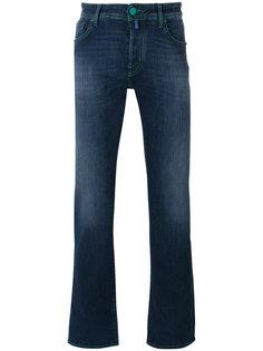 джинсы с клешем ниже колена Jacob Cohen