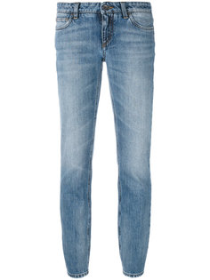 укороченные джинсы кроя слим Dolce & Gabbana
