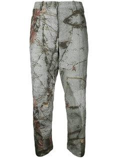 классические брюки  Forme Dexpression