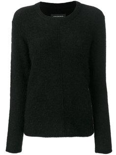 классический вязаный свитер  By Malene Birger