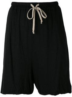 шорты мешковатого кроя Rick Owens Lilies