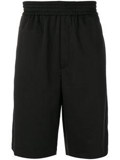 спортивные шорты с эластичным поясом Neil Barrett
