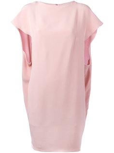 платье-кейп  Gianluca Capannolo