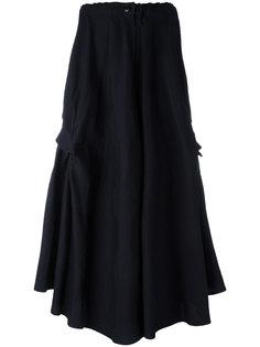 асимметричная А-образная юбка  Ys Y`s