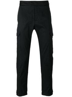 брюки прямого кроя Les Hommes