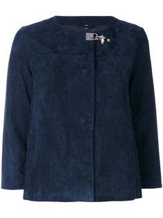 пиджак с укороченными рукавами Fay