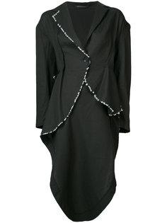асимметричный пиджак Yohji Yamamoto