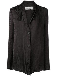 легкий пиджак Uma Wang