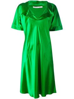платье-футболка с V-образным вырезом Stephan Janson